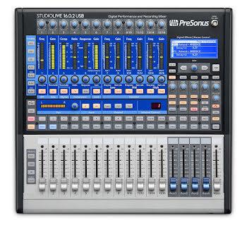 Presonus StudioLive 1602 USB