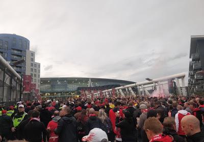 🎥 Les Rouches à Arsenal : les vidéos et photos de la chaude ambiance
