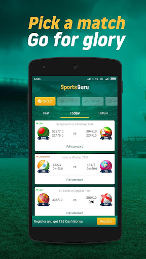 SportsGuru by Dream11 2.0.0 screenshots 2