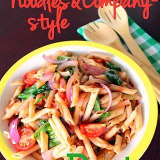 Pasta Fresca (Noodles & Co. style)