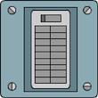 Breaker Panel icon