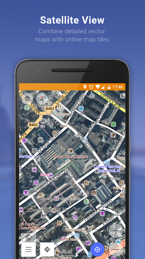 Maps & Navigation — OsmAnd- screenshot