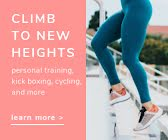 Climb to New Heights - Large Rectangle Ad Template