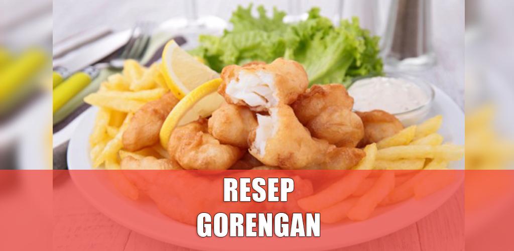 Download Resep Gorengan Komplit Apk Latest Version App For