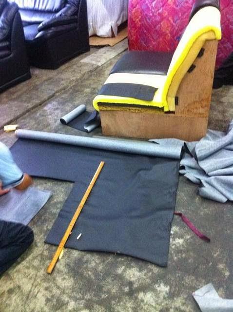 沙發製作流程