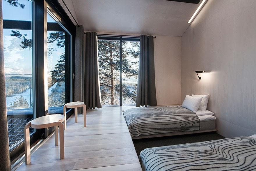 Το ξενοδοχείο δεντρόσπιτο στη Σουηδία που θα σας μαγέψει