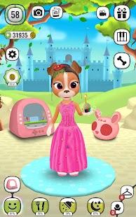 Mluvící Pes Alma: Hry pro Deti - náhled