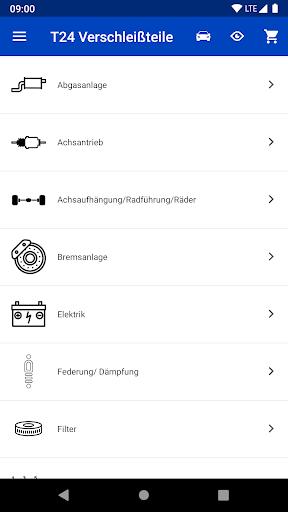 Tyre24 Verschleiu00dfteile 3.8.1 screenshots 3