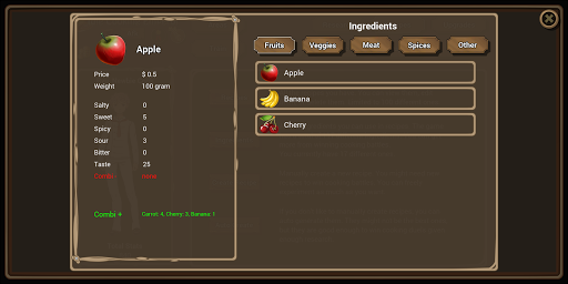 Code Triche Idle Cooking Emperor APK MOD screenshots 4