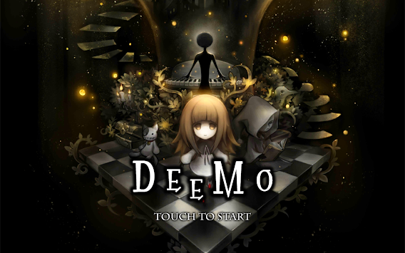 Deemo apk screenshot
