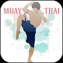 MUAY THAI TRAINING EXERCISES icon