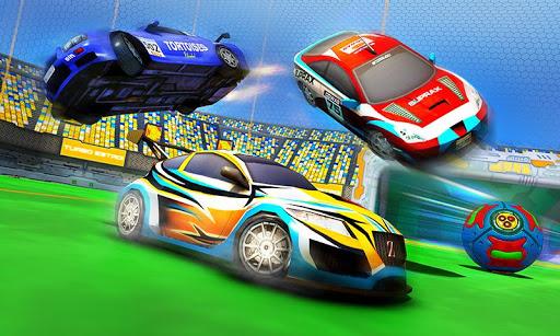 Rocket Car Soccer League: Car Wars 2018  screenshots 5