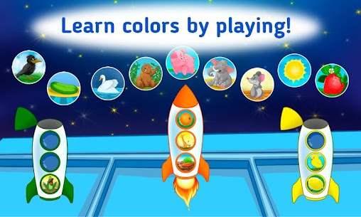 Learn Colors for Toddlers – Educational Kids Game! 6