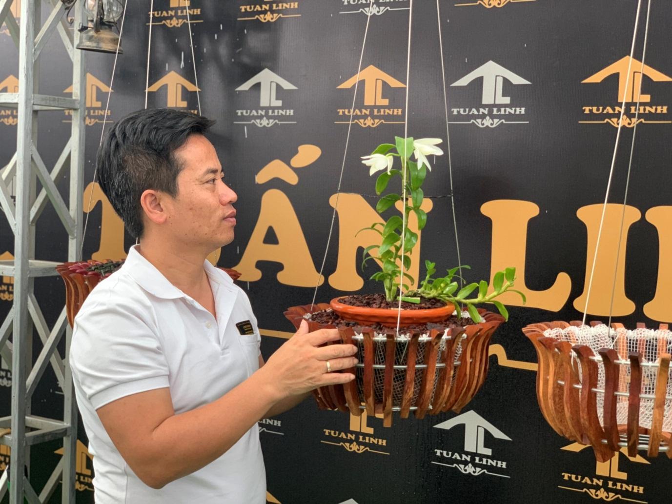 Bí quyết thành công của ông chủ vườn lan Tuan Linh - Ảnh 3