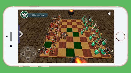 Chess Battle War 3D 1.10 screenshots 15
