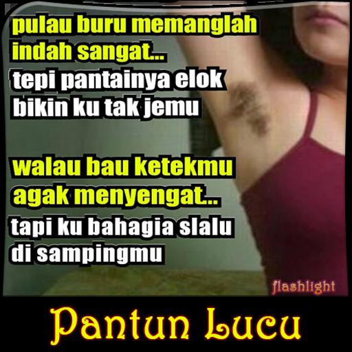 DP Pantun Lucu Gokil