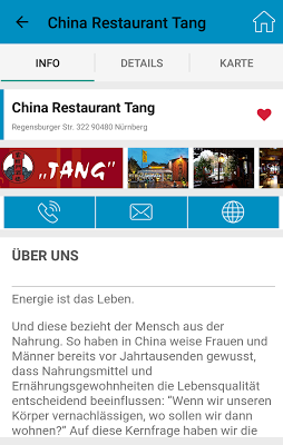 CITYGUIDE Nürnberg - screenshot