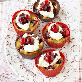 Nut and Berry Muffins