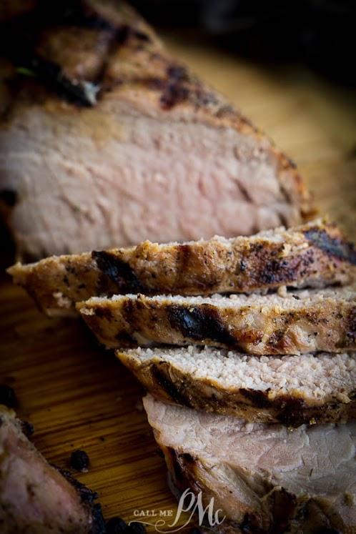 Rosemary Pork Tenderloion
