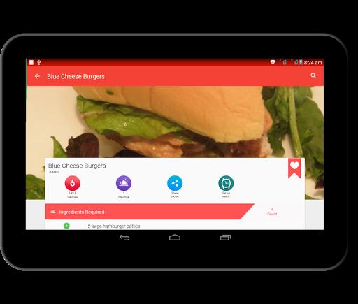 Burger And Pizza Recipes 25.7.5 screenshots 16