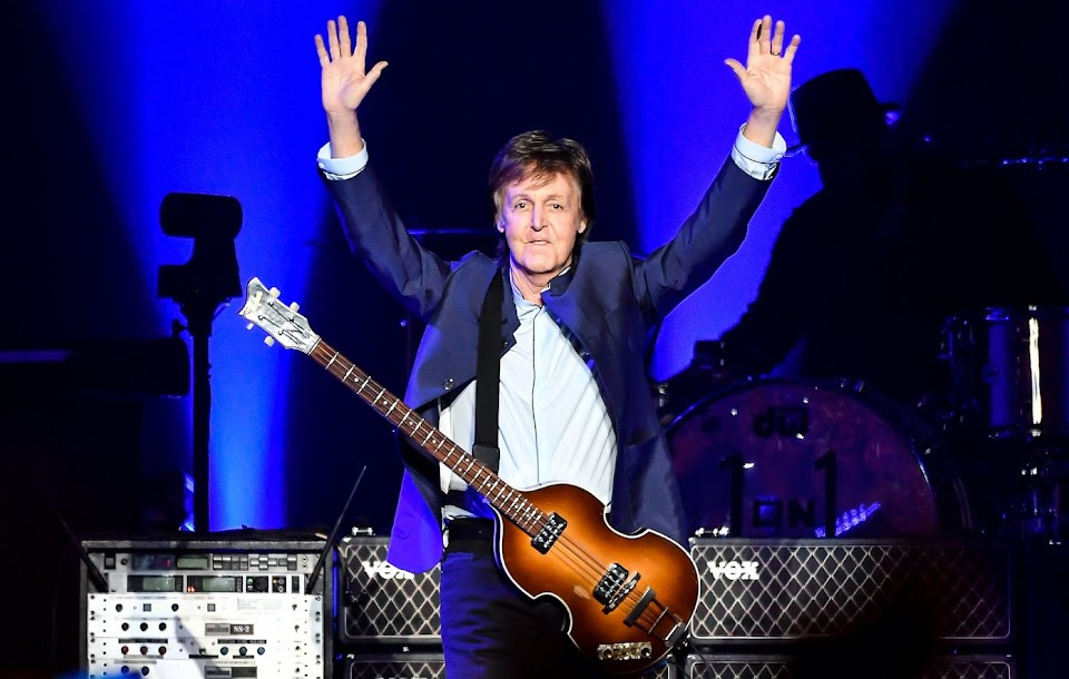 paul mccartney nme