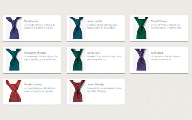 Préférence Noeud de cravate - Chrome Web Store VU85