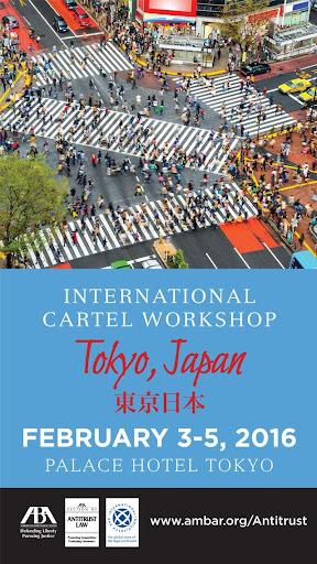 International Cartel Workshop