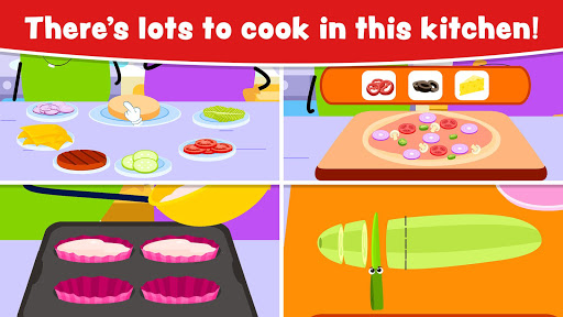 Cooking Games for Kids and Toddlers - Free 2.0 screenshots 2