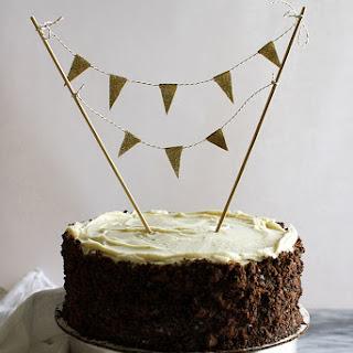 Chocolate Earl Grey Mascarpone Cake Recipe