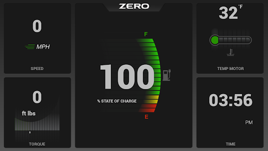 Zero Motorcycles Screenshot 2