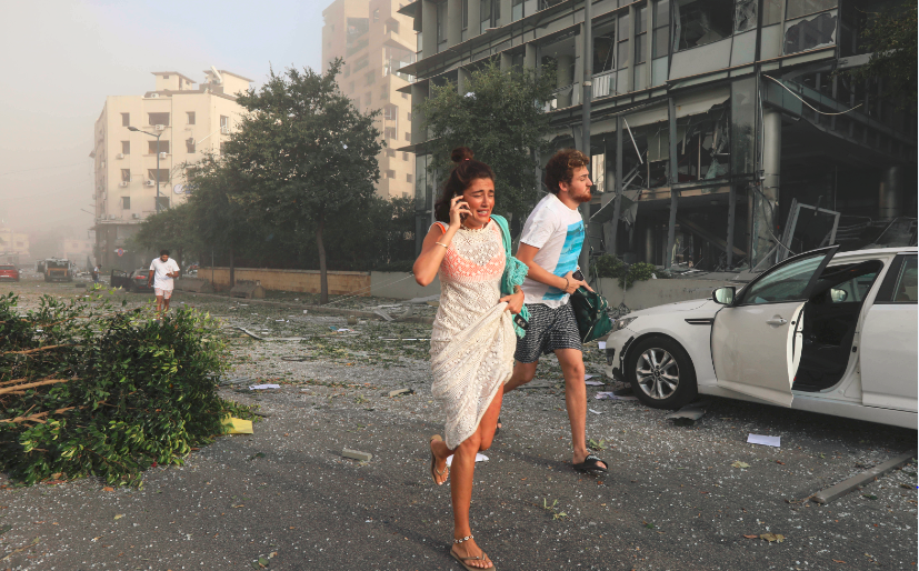 WATCH | Massive blast leaves at least 25 dead in Beirut and over 2,000 injured: Lebanese health minister