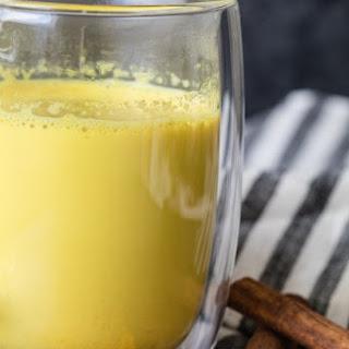 "Turmeric Milk – ""The Golden Milk""."