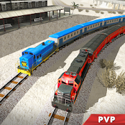 Train vs Train - Multiplayer APK baixar