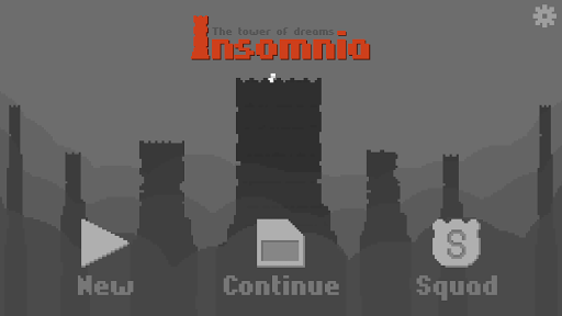 Insomnia - The dream tower