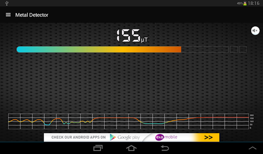 Metal detector android apps on google play for Does ghost hunter m2 app really work