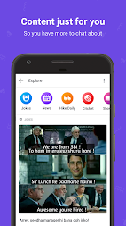 Hike News & Content (for chatting go to new app) APK screenshot thumbnail 5