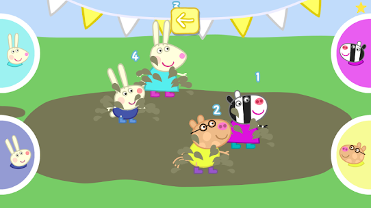 Peppa Pig: Sports Day MOD (All Stickers Are Open) 4