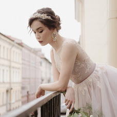 Wedding photographer Arina Miloserdova (MiloserdovaArin). Photo of 02.01.2018