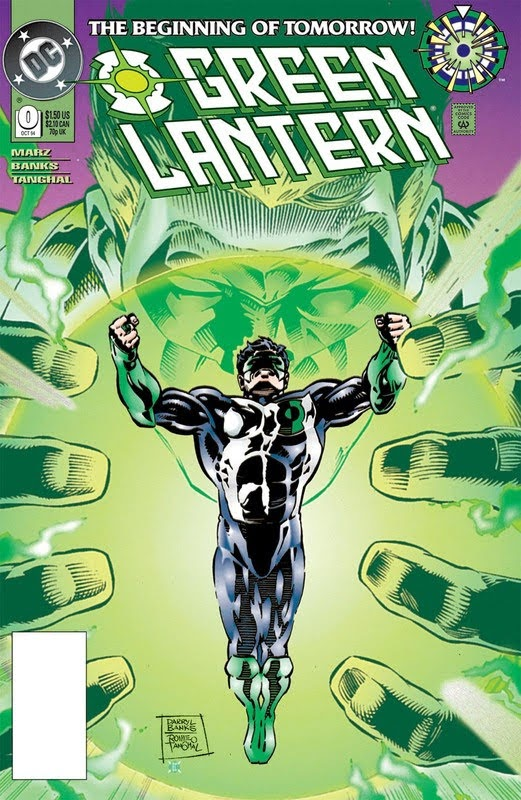Green Lantern Volume 3 (1990) - complete