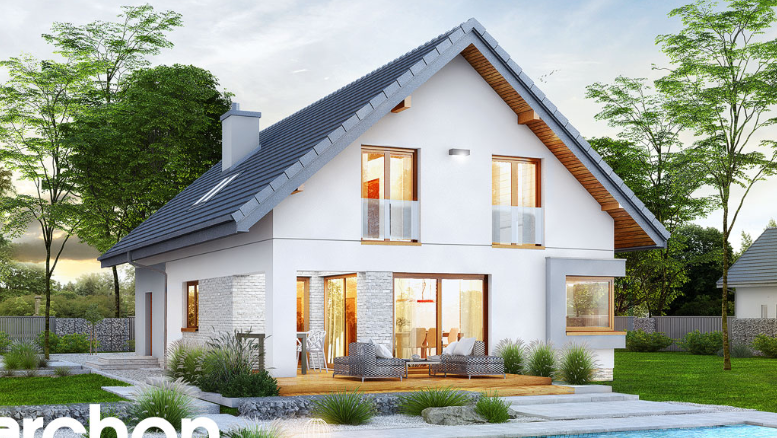 projekt domu energooszczędnego - jak wybrać - w zdrojówkach g2