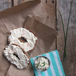 Deli-style Vegan Cream Cheese