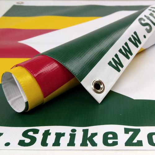 The Portable Strike Zone Mat
