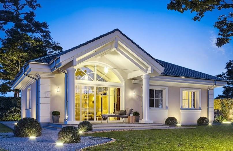 Projekt domu z zadaszonym tarasem - pytania o zmiany w projektach