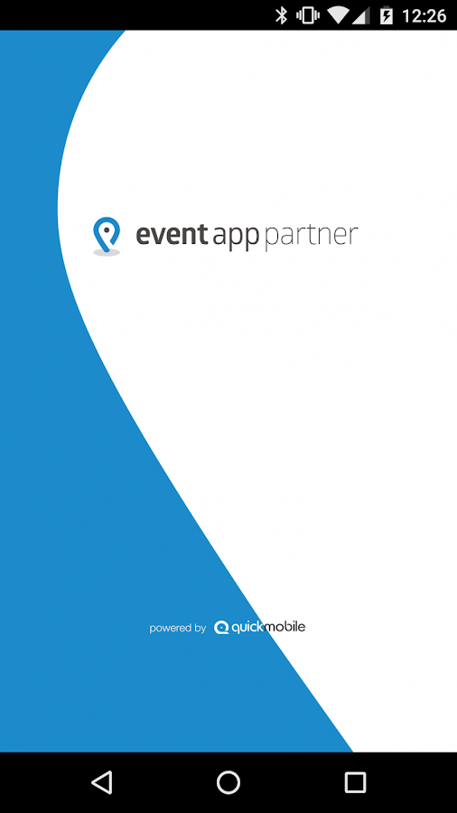 Smart Event Apps- screenshot
