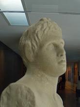 Photo: Alexander uitgebeeld als Pan