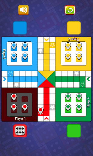 Ludo Gold Free Ludo Games : Dice of Square Board APK MOD – Pièces Illimitées (Astuce) screenshots hack proof 1