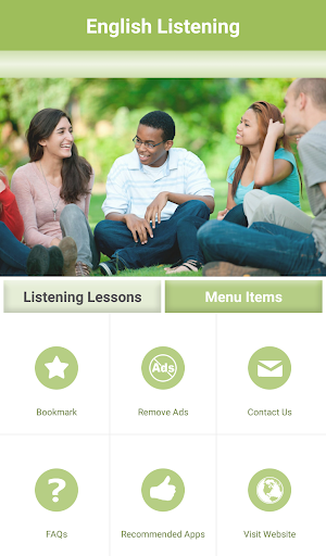 English Listening|玩教育App免費|玩APPs