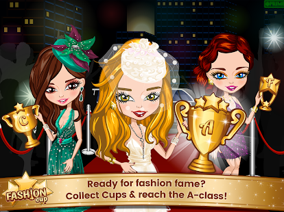 Fashion Cup - Dress up & Duel- screenshot thumbnail
