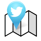 Tweet Map icon