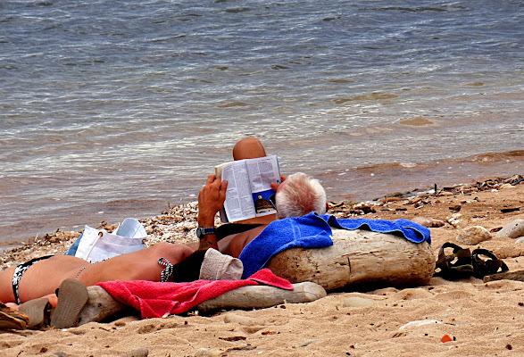 In spiaggia di paradiselive